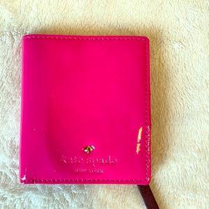 Kate Spade ♠️ small hot pink wallet